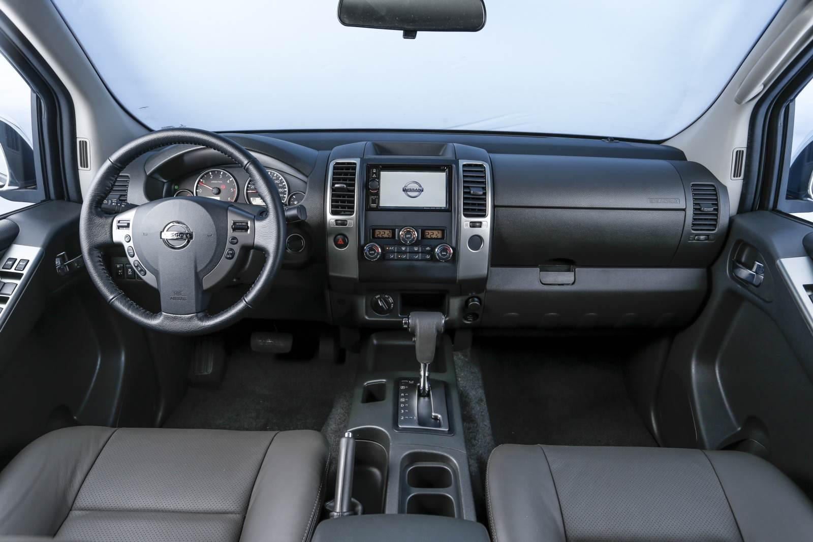 Nissan Frontier 2015 Fotos Pre Os E Especifica Es Car Blog Br