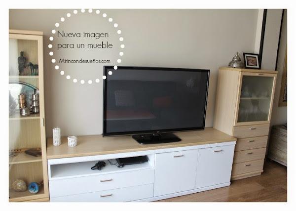 Pintar muebles bano decorar tu casa es - Pintar mueble bano ...