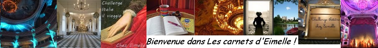 Les carnets d'Eimelle littérature théâtre voyage