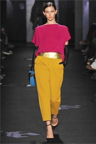 Diane Von Furstenberg F/W 2012-2013
