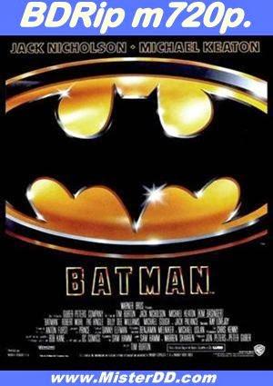 Batman (1989) [BDRip m720p.]