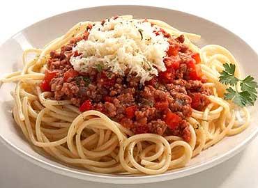 El departamento donde nunca pasa nada espaguetis a la for Plato de espaguetis