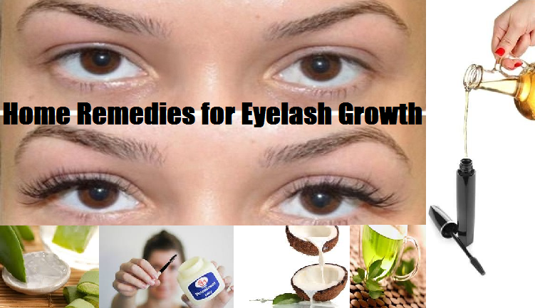 Top 10 Home Remedies For Eyelash Growth
