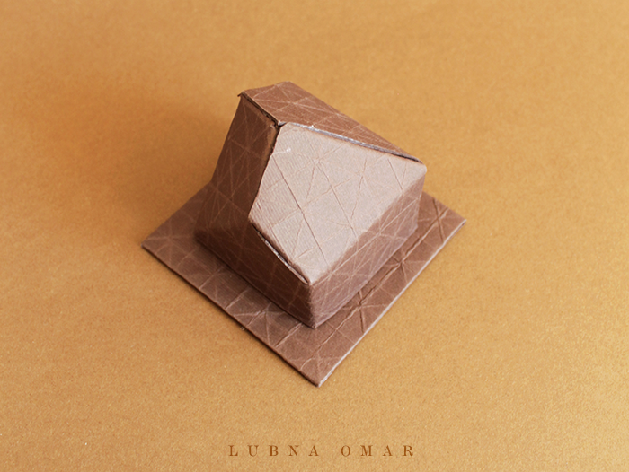 lubna omar jawhara ring box