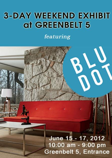 Blu Dot Greenbelt 5 Exhibit