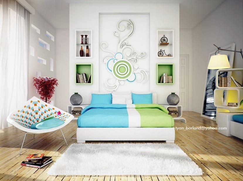 desain interior kamar tidur desain interior kamar tidur desain ...