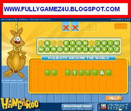 Download Hangroo Game 100% Working