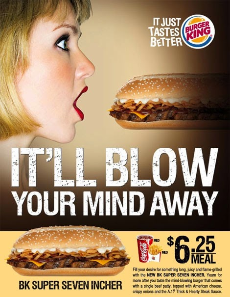 burger king sexist