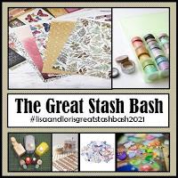 January's Great Stash Bash challenge