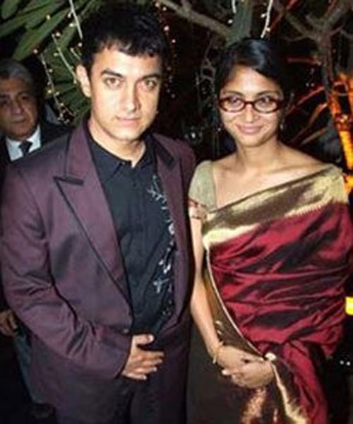 Aamir Khan Wedding Photos
