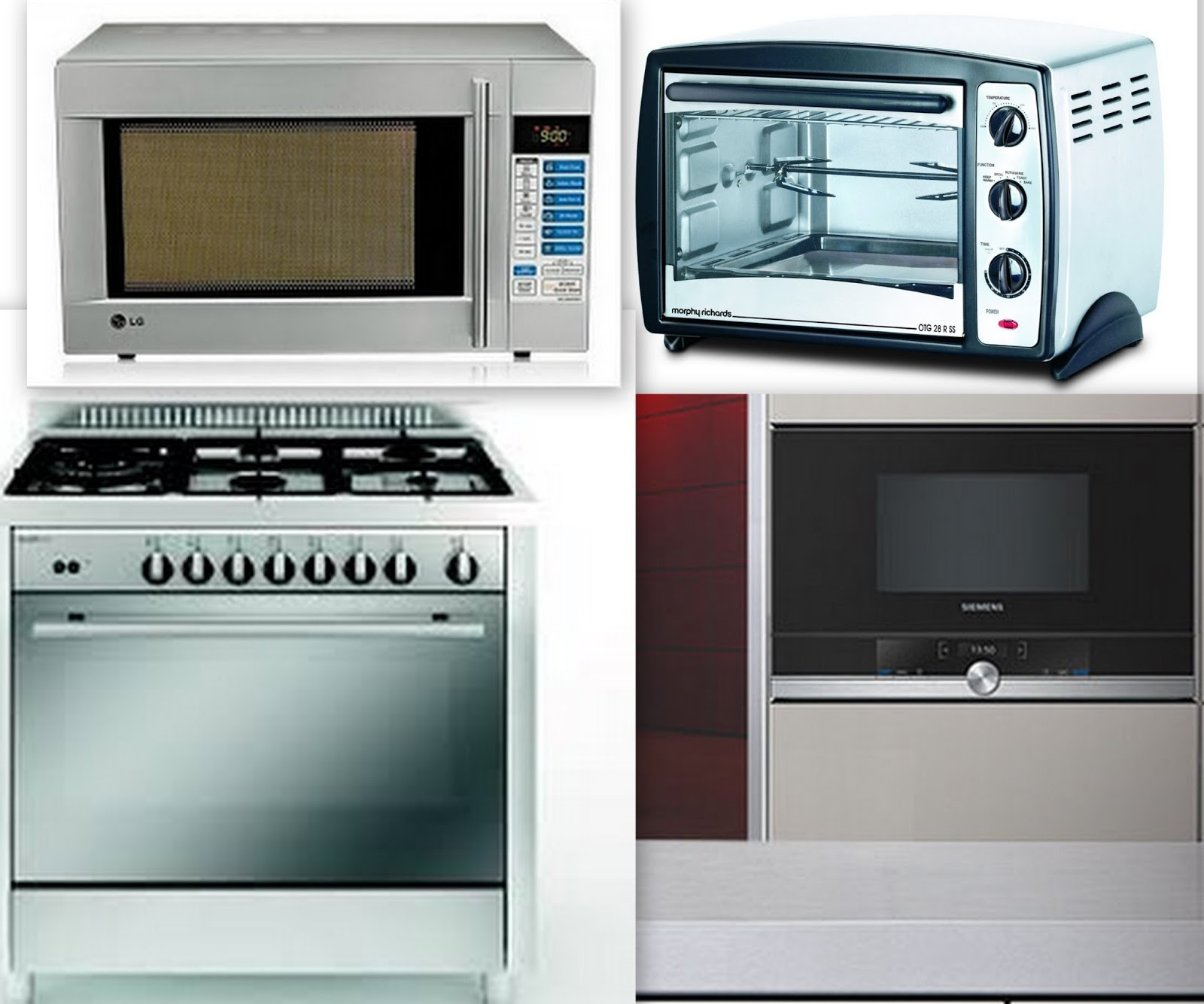 Best Microwave Oven For Baking Cakes India