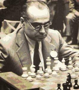 El ajedrecista español Alberto Bové