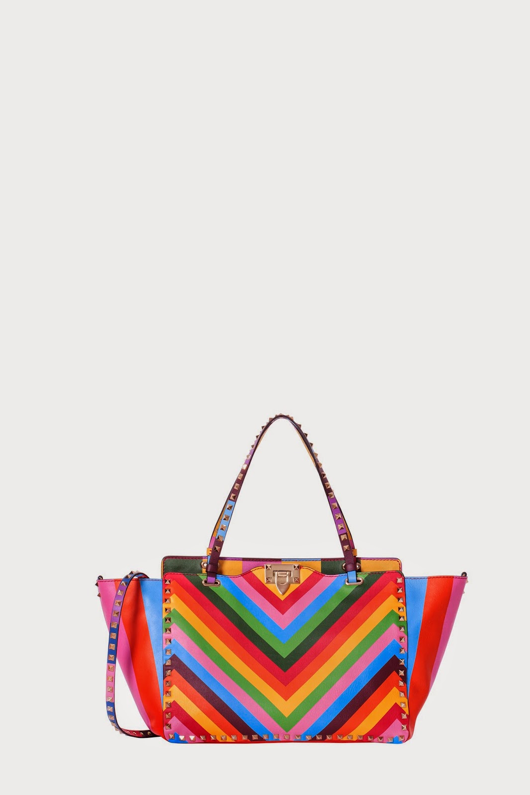 Valentino Does Rainbow Brites for Resort 2015