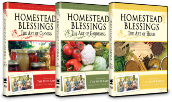 http://www.homestead-blessings.com/dvds.html