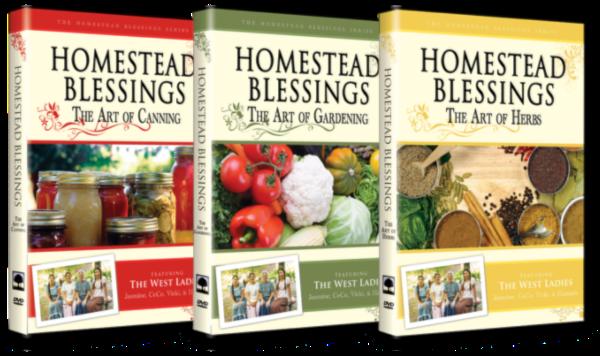 http://www.homestead-blessings.com/dvds.html