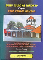 toko buku rahma: buku BUKU TULADHA JANGKEP KAGEM PARA PANATA ADICARA, pengarang soenarwa hadi poemomo, penerbit cendrawasih