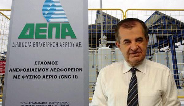 Γ. Παυλίδης: Να δρομολογηθεί πλήρης ανάπτυξη της κατασκευής των δικτύων φυσικού αερίου σε όλες τις πόλεις της Περιφέρειας ΑΜ-Θ