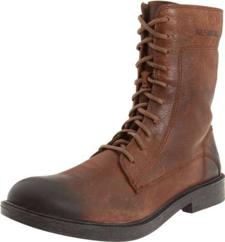 Men's harley davidson boots - custer motorcycle boots