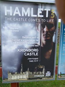 Kronborg Castle in Copenhagen.