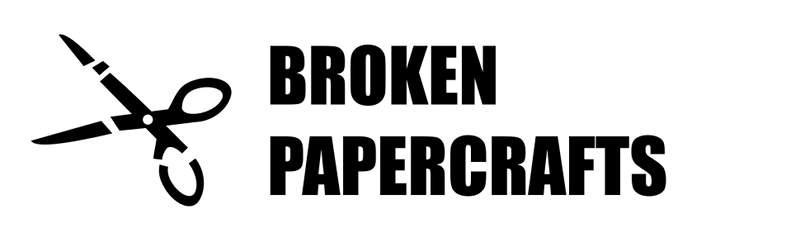 Broken Papercrafts