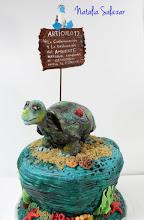 Galapagos cake