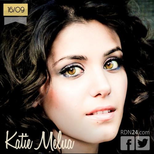 16 de septiembre | Katie Melua - @katiemelua | Info + vídeos