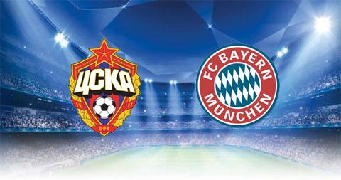 مشاهدة مباراة بايرن ميونخ وسسكا موسكو بث مباشر 10-12-2014 | Bayern Munich vs CSKA Moscow