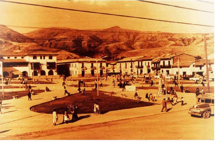 Plaza Huamanmarca