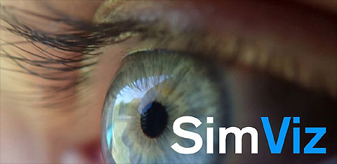 SimViz: Visual Impairment simulator for smartphones using Google Cardboard.