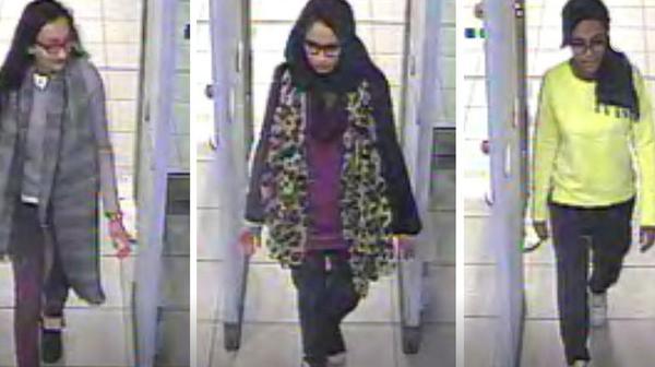 Como o ISIS atraiu 3 adolescentes de Londres