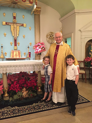 "Montgomery Catholic Students Participate in Annual ""Mass Blast"" 1"