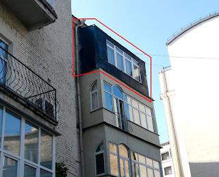 самый стильный балкон