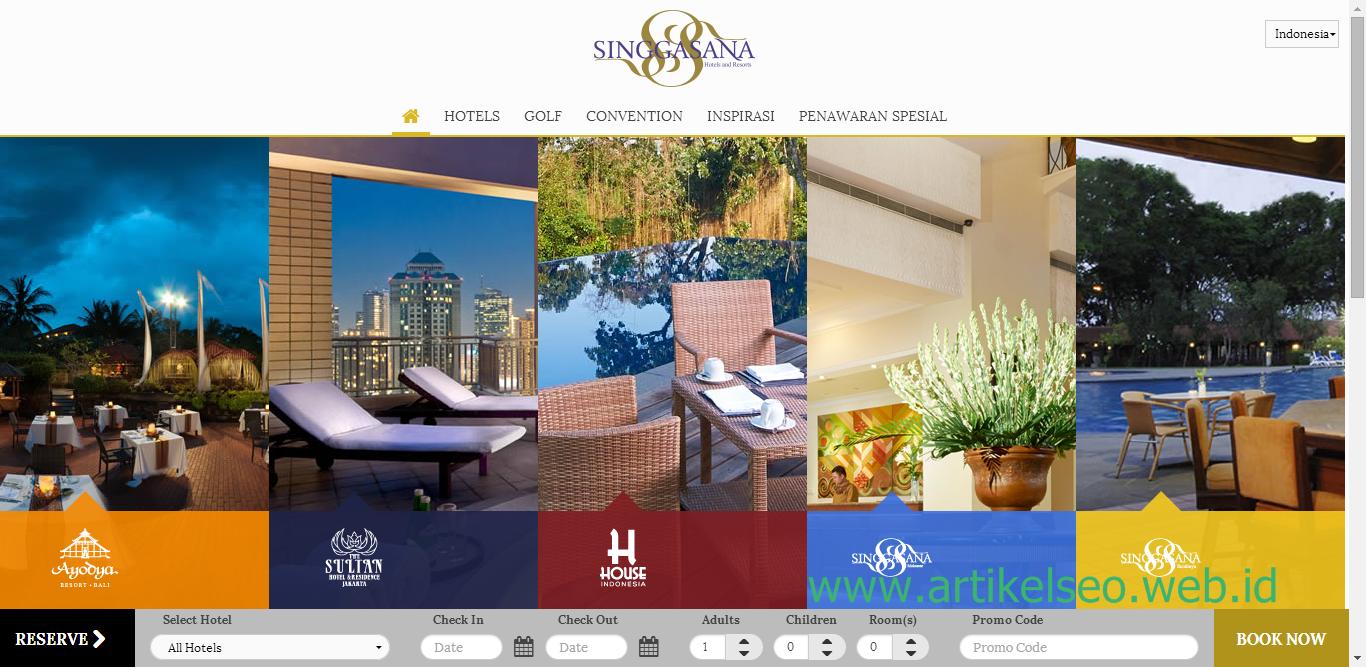 Singgasana Hotels & Resorts