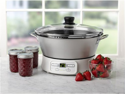 Freshtech Automatic Jam & Jelly Maker #CanItForward