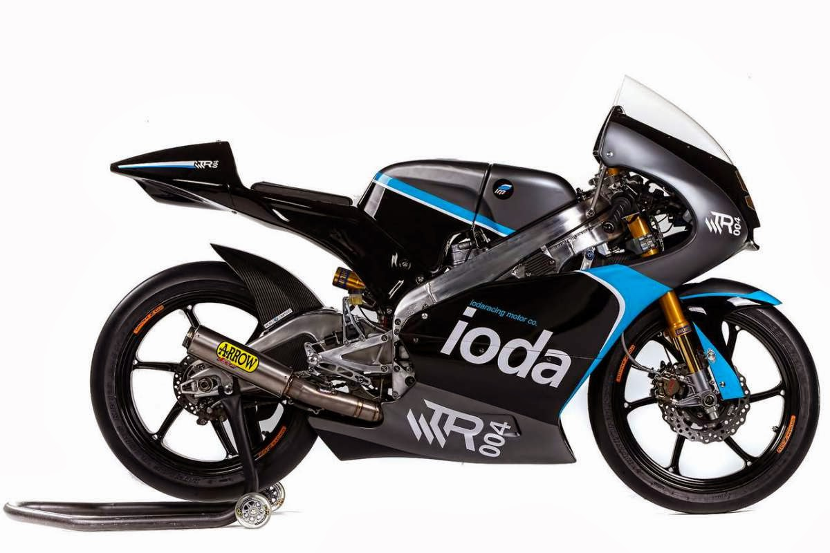 Racing Cafè: I... Ioda