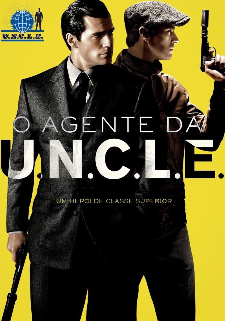 O Agente da U.N.C.L.E. – Dublado (2015)