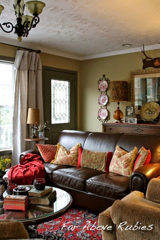 South Shore Decorating Blog Answering Your Questions Part 3 How to Deal With a Front Door That Opens Into The Living Room