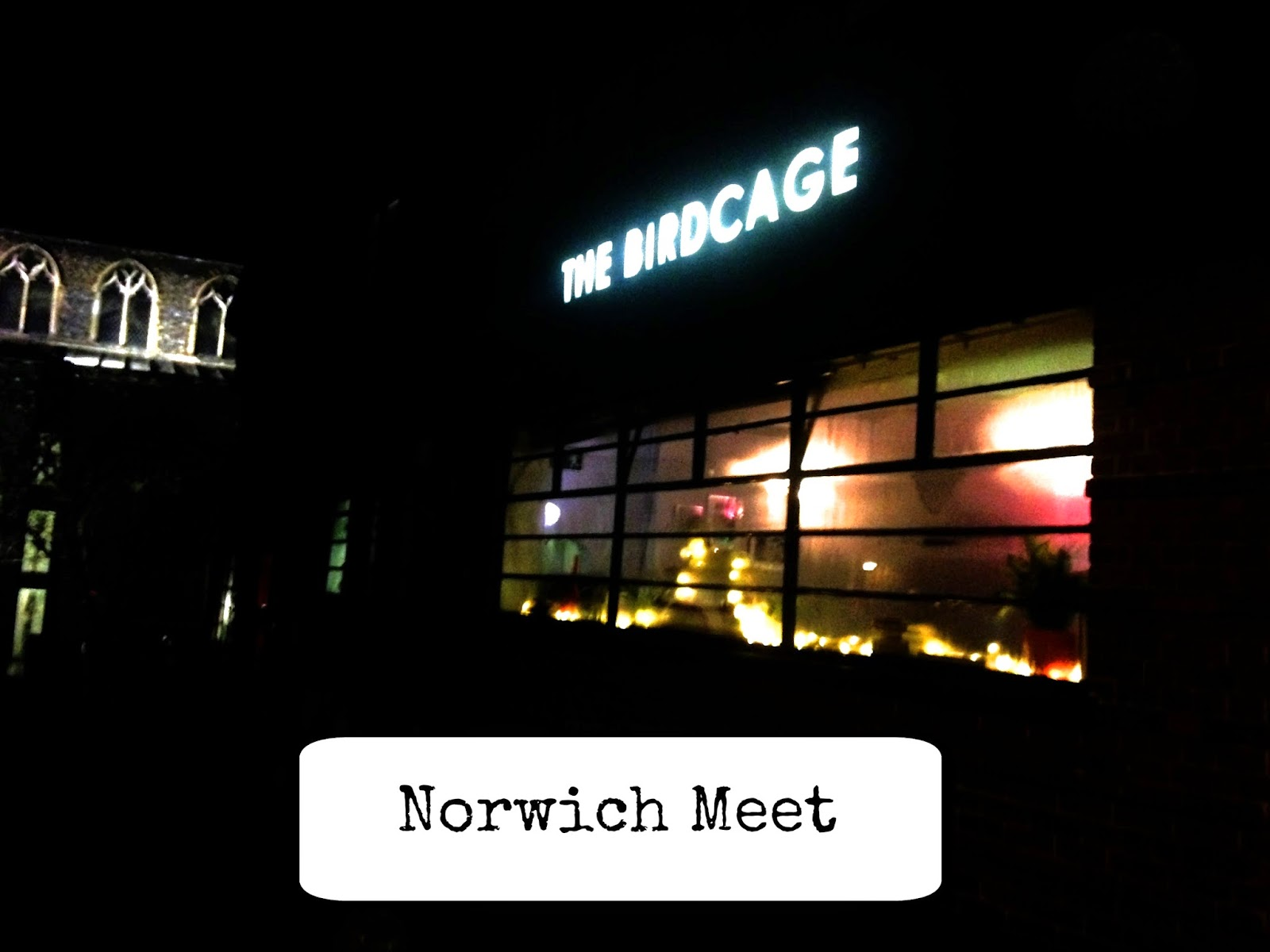 The Norwich Meet