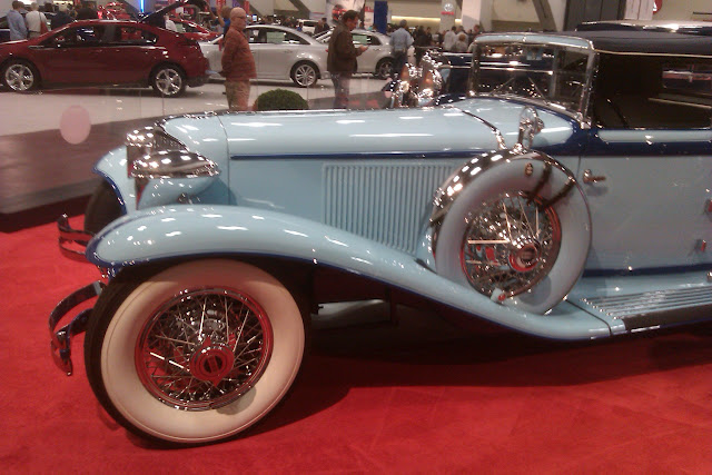 1920s Cord, 2011 San Francisco Auto Show