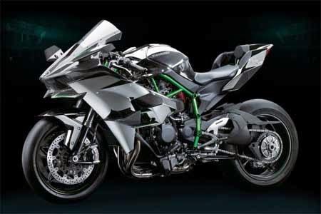 Gambar Kawasaki Ninja H2 2015