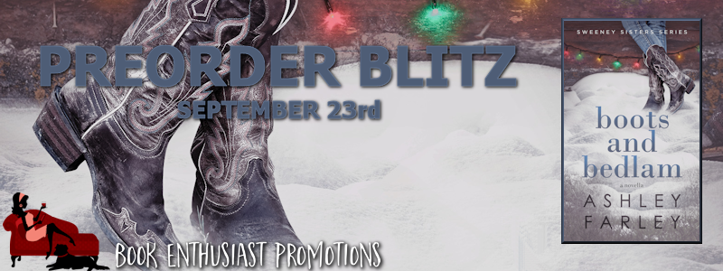 Boots and Bedlam Pre Order Blitz