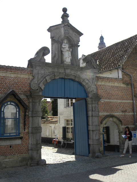 Beguinage Lier Begijnhof