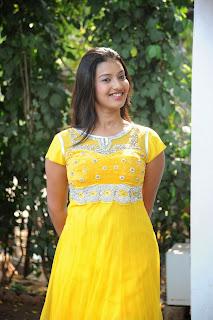 Pragnya Pictures in yellow salwar 020.jpg