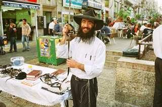rabbis tefillin chabad israel jerusalem