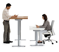 Sit To Stand Foli Table