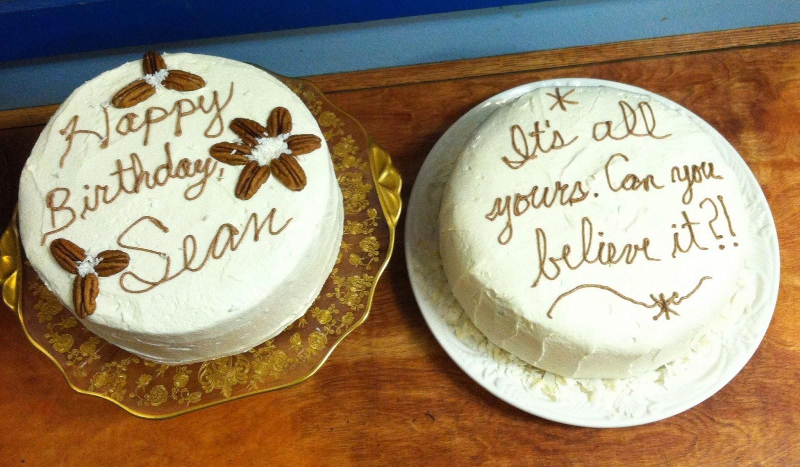 The Redneck Hippie April Birthday Kirks Grandmas Italian Cream Cake