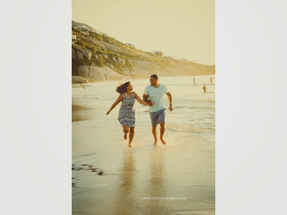 DK Photography LASTWEB-125 Robyn & Angelo's Engagement Shoot on Llandudno Beach { Windhoek to Cape Town }  Cape Town Wedding photographer