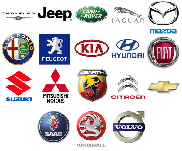 Automotive Logos That Start With D Automobile manufacturers