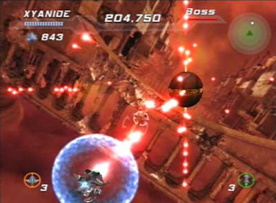 Xyanide Resurrection (PS2) 2007