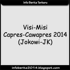 Visi-Misi Jokowi-JK